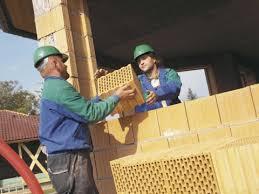 Поризованные керамические блоки для стен
