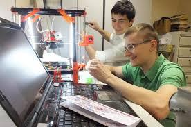 3D-энтузиасты будут печатать кирпичи!