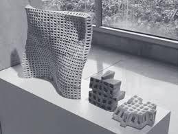 Новый кирпич на 3D принтере